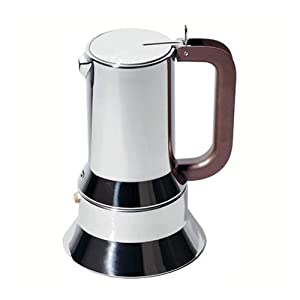 Espresso Coffee Maker Size: 3 cup by Alessi