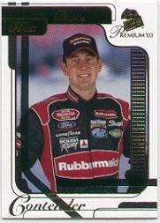 Buy 2003 Press Pass Premium #5 Kurt Busch by Press Pass
