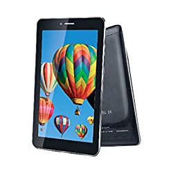 iBall Slide Q45 Tablet (7 inch, 8GB, Wi-Fi+3G+Voice Calling), Grey