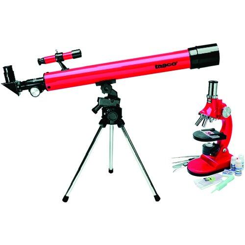 Read About Tasco 49TN Refractor Telescope & Microscope