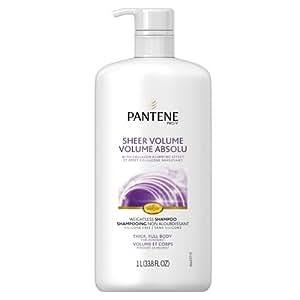Pantene Pro-V Volume Shampoo, 33.8 Fluid Ounce