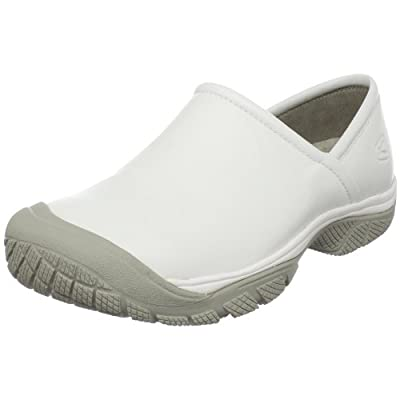 Keen Utility Men's PTC Slip-On Work Shoe
