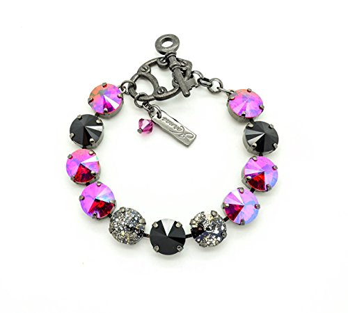 on-the-edge-12mm-crystal-rivoli-bracelet-made-with-swarovski-elements-pick-your-finish-karnas-design