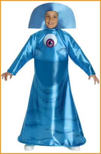 Monsters vs Aliens Costumes Bob Costume Childs.