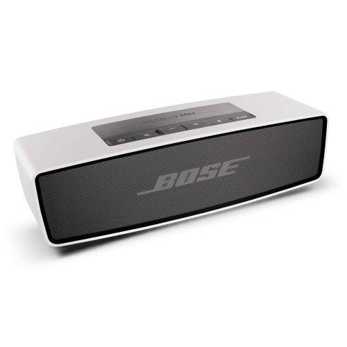 Bose Sound Link Mini ポータブルワイヤレススピーカー Bluetooth対応 シルバー SLink Mini 国内正規品