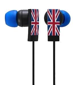 Groov-e Union Jack Designer Earphones