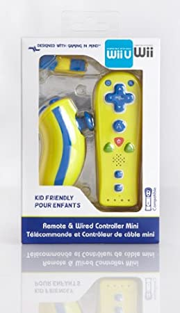 Kid Friendly Remote Pack - Yellow