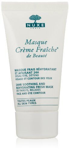 Masque CrÃsme Fraiche De Beauté 24h Fresh Mask Face and Eye Contour 50ml