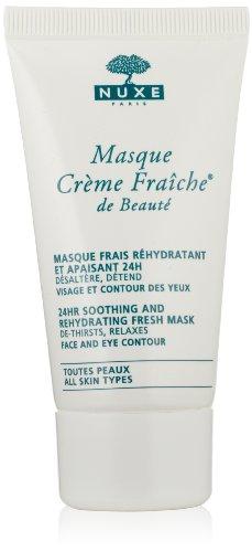 Masque CrÃsme Fraiche De Beauté 24h Fresh Mask Face and Eye Contour 50ml