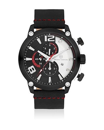 Sergio Tacchini Reloj de cuarzo Man Negro 48 mm