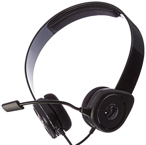 PDP Afterglow AGU.40 Universal Wired Headset - Blue - Xbox 360 (Custom Xbox 360 Headset compare prices)