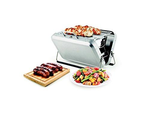 Kikkerland-BQ01-Portable-BBQ-Suitcase-Black