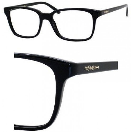 Yves Saint Laurent Eyeglasses Yves Saint Laurent 2358 0807 Black