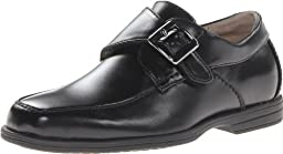Florsheim Kids Reveal Monk JR Loafer (Toddler/Little Kid/Big Kid),Black,10 M US Toddler