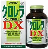 オリヒロ クロレラDX1600(細胞壁破砕クロレラ配合) 1600粒