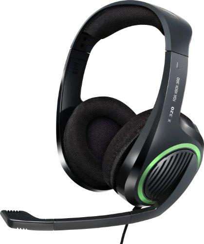 Sennheiser X 320 Headset mit Mikrofone (XBOX)