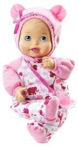 Mattel Little Mommy Bedtime Baby Doll