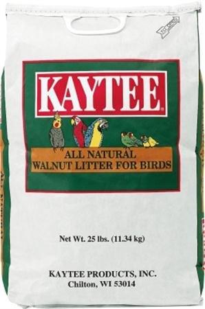 Cheap Bird Supplies Walnut Bedding 25 Lb (KT00921)