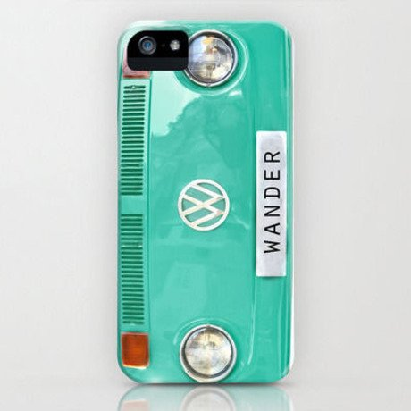 society6 iPhone5/5sケースWander wolkswagen. Summer dreams. Green