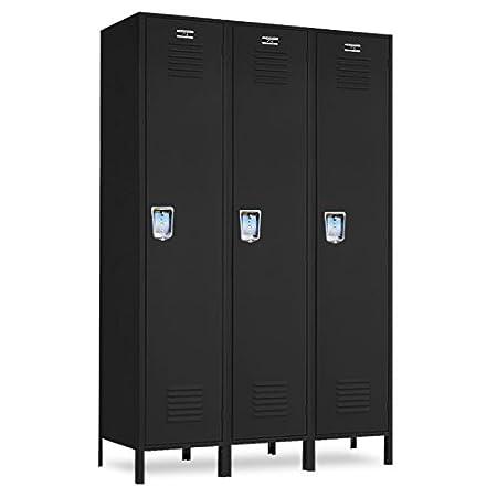 Large Storage Lockers-set of 3