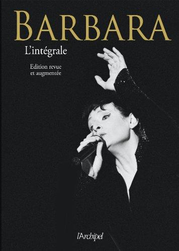 Barbara, l'intégrale (Arts, littérature et spectacle)