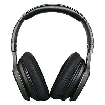 Venstar Over-ear Headphones Wireless Bluetooth 4.1 Headphones Headset, aptX Low Latency, Noise Isolation Stereo, Aux-in, Foldable Packed in Portable Carrying Case, Ideal for PC Gaming