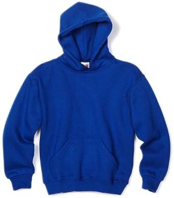 Buy MJ Soffe Boys 8-20 Basic Hooded Sweatshirt by Soffe