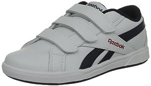 Reebok CL Solid Court 3V - Zapatillas deportivas para niño, talla 30