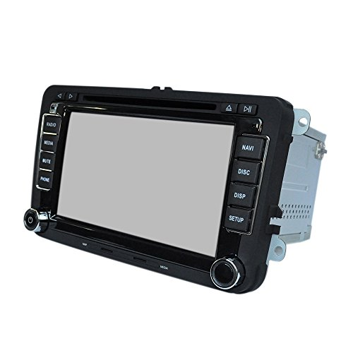 Universal-Auto-7-Zoll-1080p-HD-DVD-Player-GPS-Navigation-Bluetooth-Auto-Radio-2-Din-in-Dash-Car-PC-Stereo-Head-Unit-fr-VW-Volkswagen-Stadtplan-kostenlose-Karte