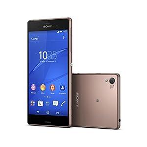 Sony Xperia Z3 UK Sim Free Smartphone - Copper