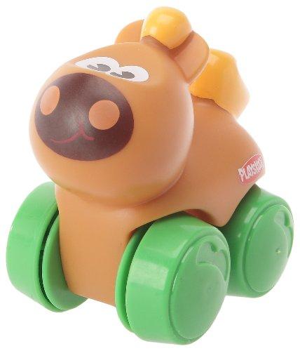 Imagen principal de Hasbro Playskool Wheel pals Animalitos blanditos Caballo - Animal de juguete con ruedas