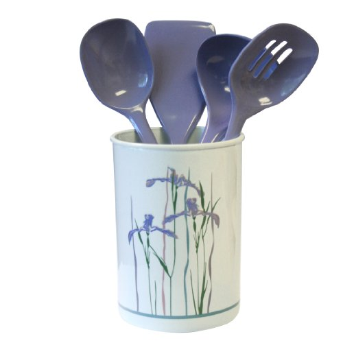 Corelle Coordinates Shadow Iris 5 Piece Utensil Set