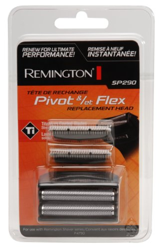 Remington SP290 Replacentment Screen and Blades for Series 4 Foil Shavers remington electric razors