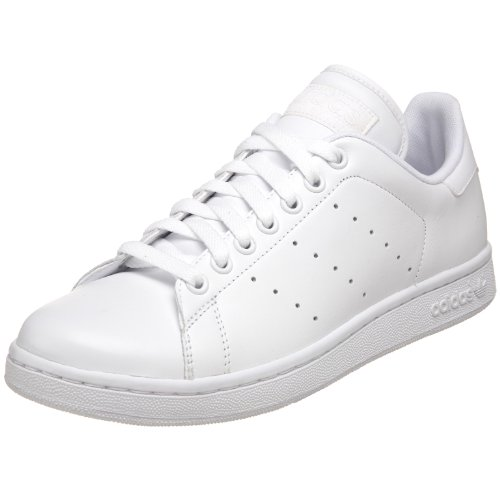 Adidas - Stan Smith 2 Mens Shoes In White / White / White, Size: 9.5 UK, Color: White / White / White