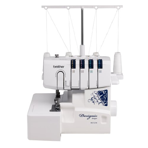 Best Review Of Brother Designio Series DZ1234 Serger