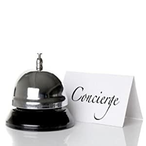 The Concierge Audiobook