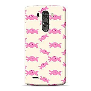 Mobile Back Cover For LG G3 (Printed Designer Case)