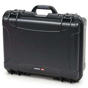 Nanuk 940 Case with Cubed Foam (Black)