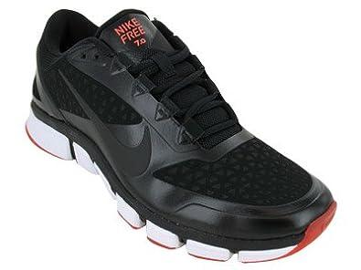 Amazon.com: Nike Men\u0026#39;s Free Trainer 7.0, BLACK/BLACK-BRIGHT-CRIMSON-WHITE: Shoes