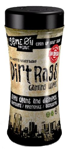 Dirt Rags Antibacterial Cleaning Wipes