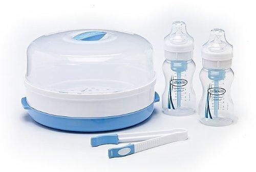 Dr Brown/'s Microwave Baby Bottle Steriliser