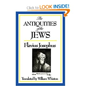 Amazon.com: THE ANTIQUITIES OF THE JEWS (9781604597288): Josephus ...