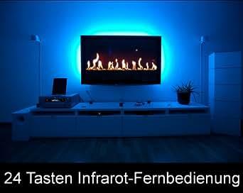 55 zoll tv led hintergrundbeleuchtung inkl infrarot fernbedienung beleuchtung. Black Bedroom Furniture Sets. Home Design Ideas