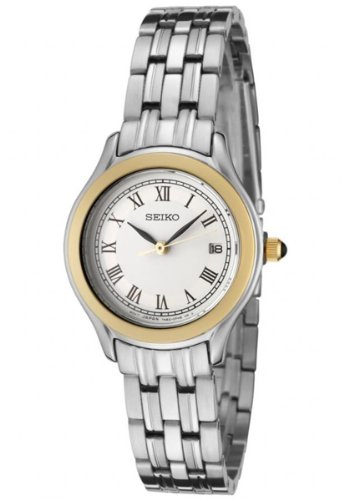 Seiko Dress Women's Quartz Watch SXDC26P1