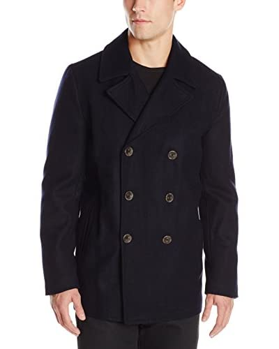 Vince Camuto Men's Peacoat