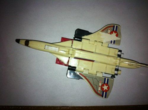 Transformers G1 Aerialbot Silverbolt