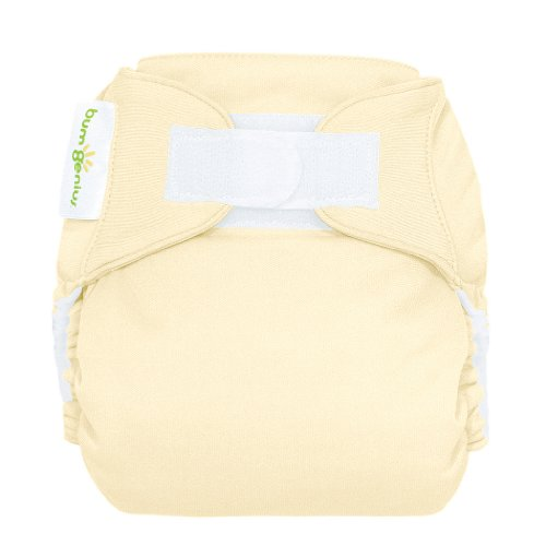 Ivory Diaper Cover back-769893