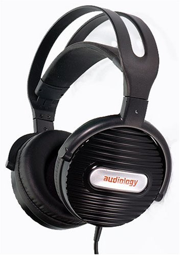 Audiology Big Foot Pro Headphones