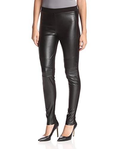 Dex Women's Faux Leather Leggings