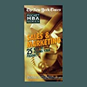 The New York Times Pocket MBA: Sales and Marketing | [Michael A. Kamins]